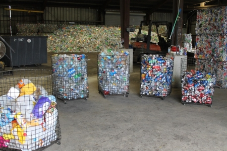 Modesto Recycling Aluminum Cans, Plastic Water Bottles, and Scrap Metal
