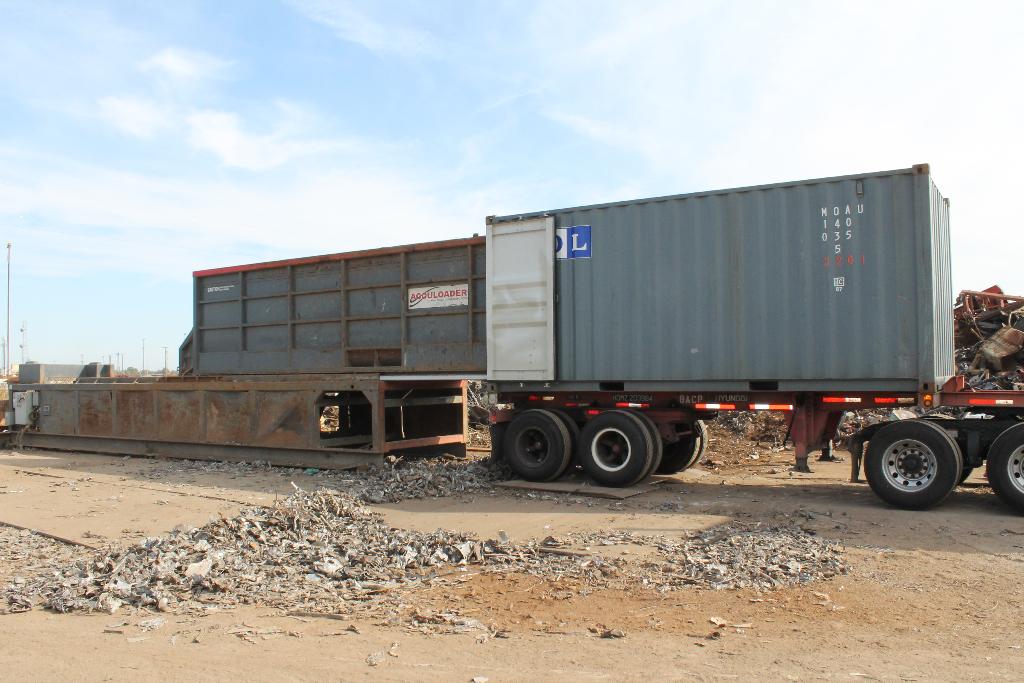 Stockton Recycling Facility