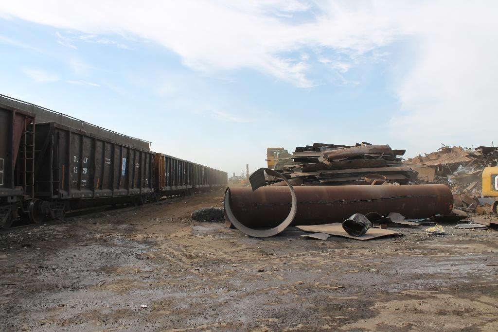 commercial-scrap-metal-recycling-stockton