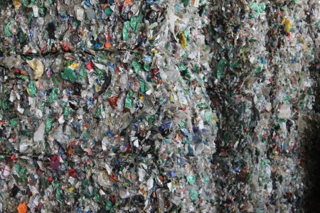 compacted-plastic-bottles-recycling-stockton
