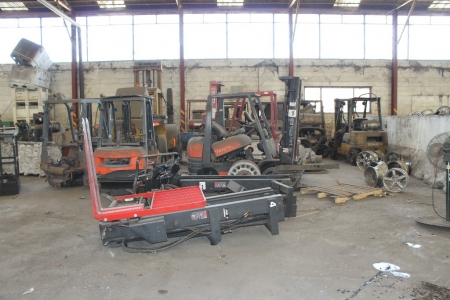 recycling-forklift-machinery