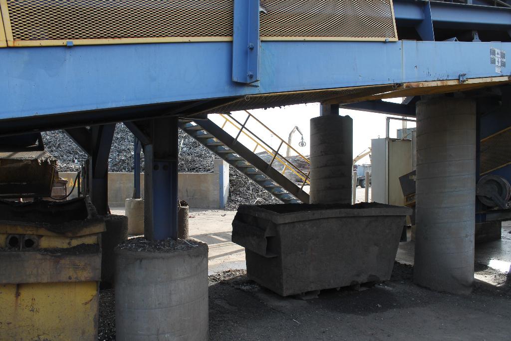scrap-metal-shredder-in-stockton