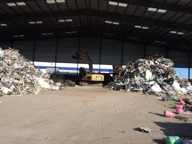 Sacramento Recycling Facility