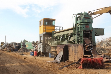 crushing-scrap-metal-stockton