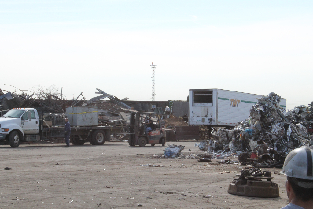 process-scrap-metal-for-recycling-stockton