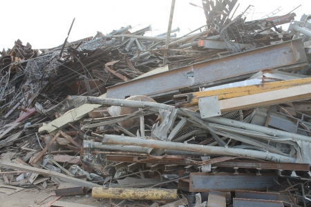 recycling-of-scrap-metal-stockton