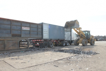 shipping-scrap-metal-stockton
