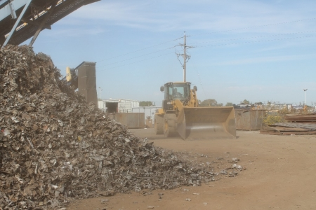 shredded-scrap-metal-stockton