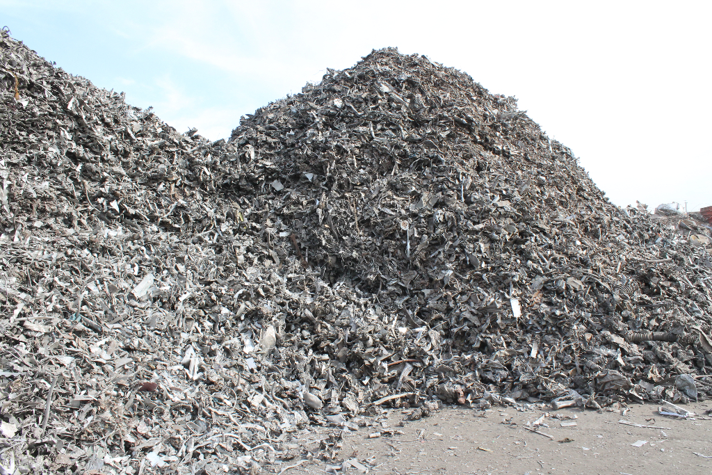 stockton-shredded-scrap-metal-for-recycling